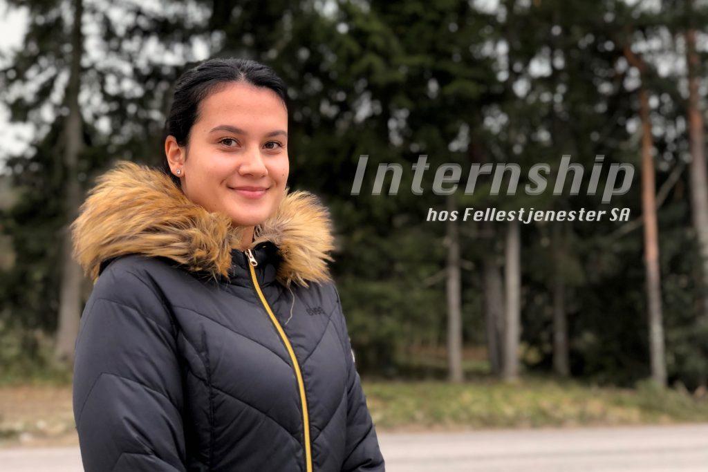 Internshipstudent Nadine
